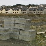 Unfinished Housing Estates are all over Ireland