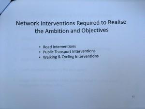 Newbridge Transport Plan 12
