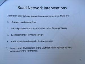 Newbridge Transport Plan 13