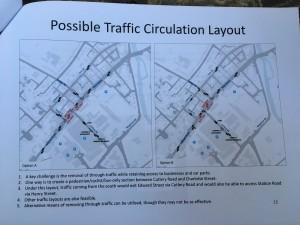 Newbridge Transport Plan 14